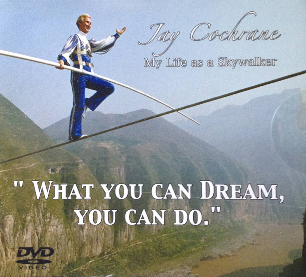Jay Cochrane, My Life - What You Can Dream, You Can Do